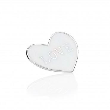 Петит для медальона Сердце любви