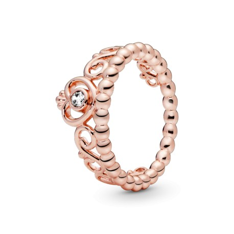 Кольцо PANDORA Rose Корона принцесы