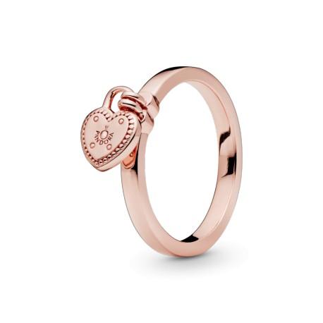 Кольцо Rose Замок любви