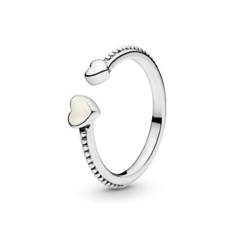 Кольцо Сердце любви
