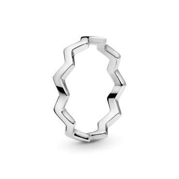 Кольцо Вечный зигзаг
