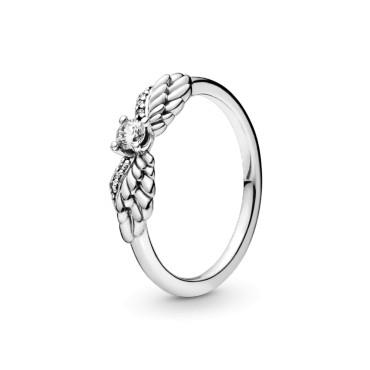 Кольцо Сверкающие крылья ангела