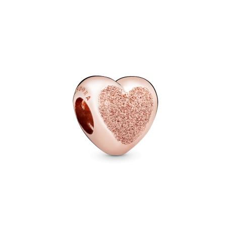 Шарм Rose Матовое сияние сердца