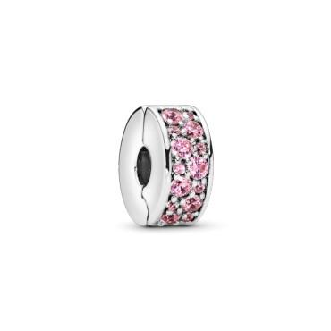 Фиксатор подвесок Вечная красота (розовый)