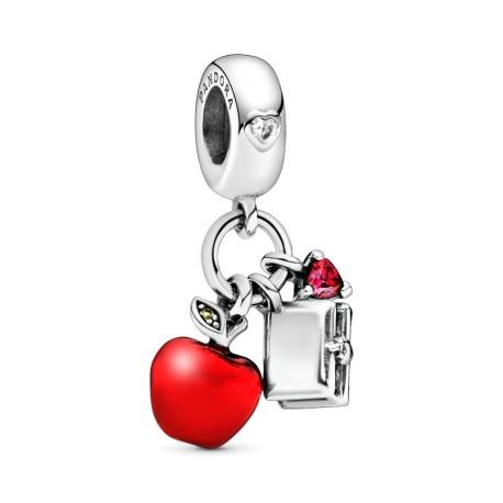 Шарм-подвеска Pandora Disney Отравленное яблоко
