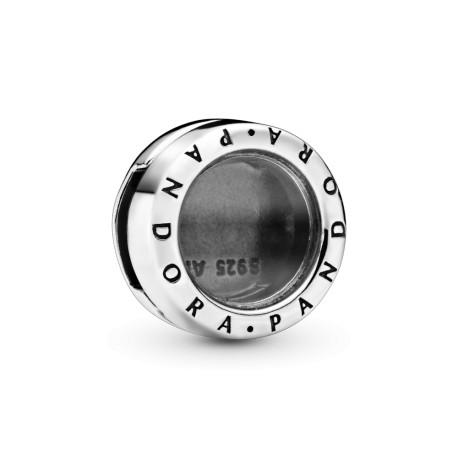 Клипса-медальон Pandora