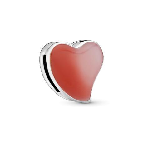 Клипса Асимметричное сердце любви