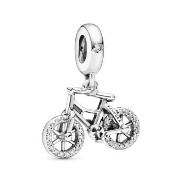 Шарм-подвеска Сверкающий велосипед