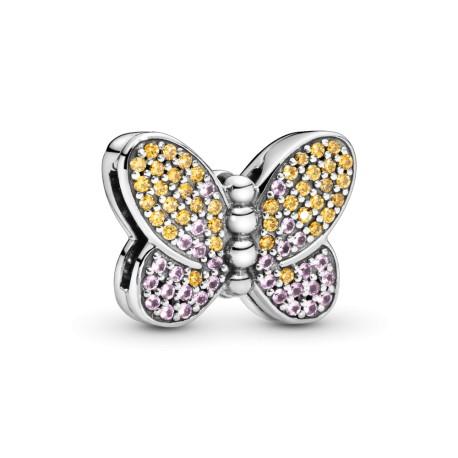 Клипса Ослепительная бабочка