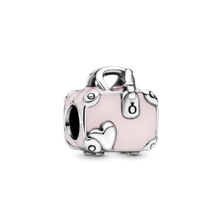 Шарм Розовая дорожная сумка