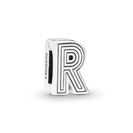 Клипса Буква R