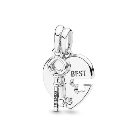 Подвеска Ключи от сердца лучших друзей